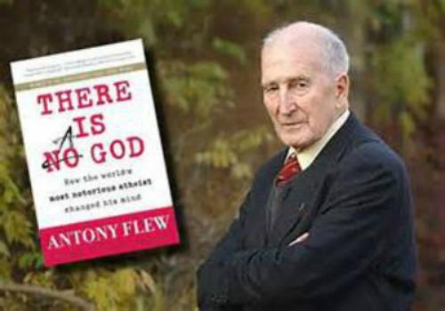ANTONY FLEW: Hay un Dios