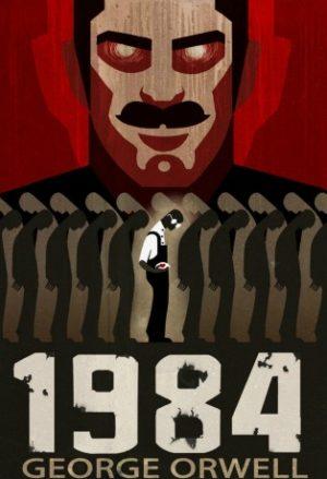 1984 de GEORGE ORWELL :  El Gran Hermano nos está mirando