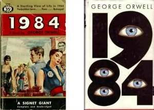 2-book-covers-george-orwell-1984