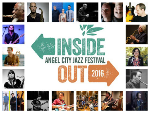 Angel City Jazz Festival, 2016
