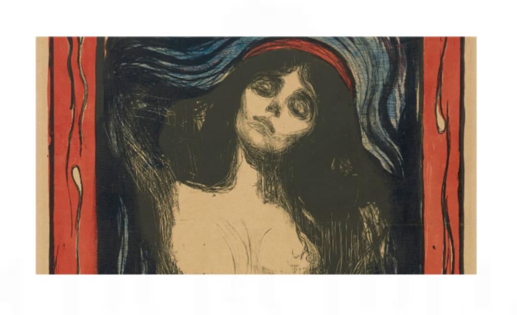 Edvard Munch: el pintor de vidas interiores