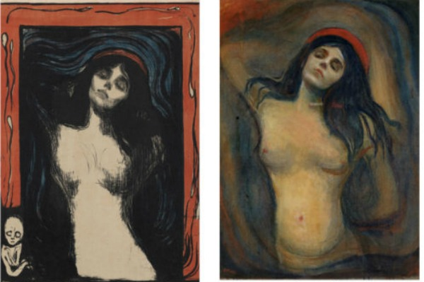 Edvard Munch: el pintor de la angustia
