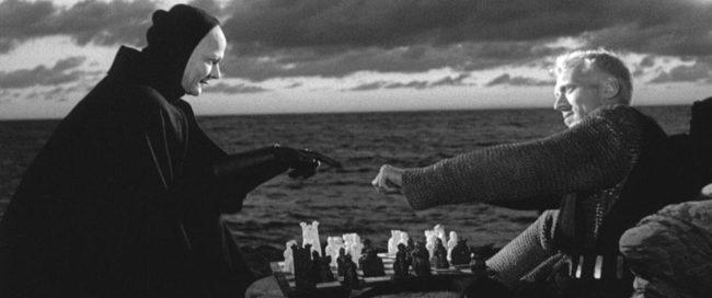 El Séptimo Sello de Ingmar Bergman: Jaque mate