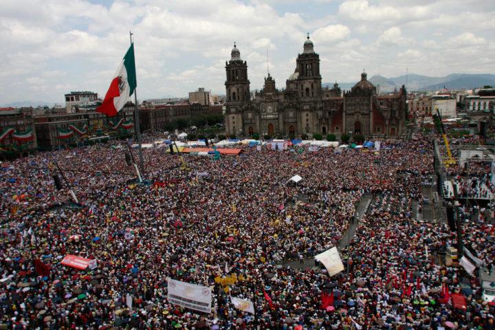 MÉXICO: reflejo de una crisis global
