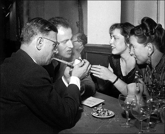 El existencialismo. La náusea. De 1945 a hoy.